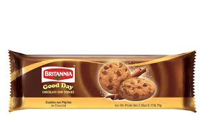 cookie brands that start with b. Unique That Britannia  Good Day Chocolate Chip Cookie For Brands That Start With B A