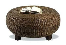 catchy round ottoman coffee table with great home diy ikea latest