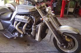 temi per v road chopper kit custom