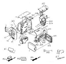 Video camera diagram jebas us sony recorder s model ccdtrv sears sdirectmodel ccd trv mm