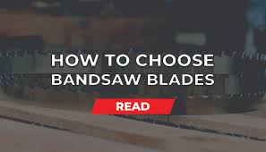 How To Choose Bandsaw Blades Martin Supply