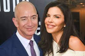 Jeff Bezos and Lauren Sanchez reunite ...