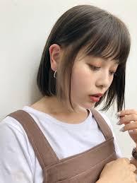Un Ami 表参道 増永剛大 人気インナーカラーオシャレ可愛いボブ Un