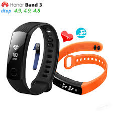 In Stock <b>Original Huawei Honor</b> Band 3 Smart Wristband ...