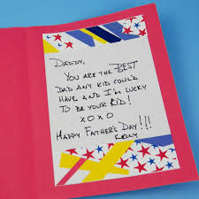Kids Serendipity Square Fathers Day Cards Cards For Kids To Make
