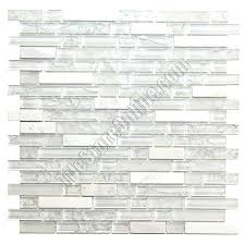 linear glass tile backsplash pictures le glass tile and tumbled marble linear mosaic 5 8 x linear glass tile