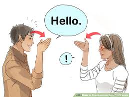 jobs with deaf people 3 ways to communicate with deaf people wikihow
