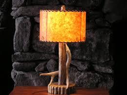 rustic lighting for cabins. rustic table lamp cabin lighting for cabins