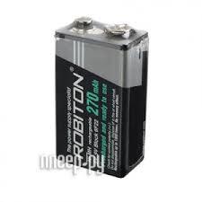 <b>Аккумулятор КРОНА Robiton</b> 270 mAh RTU270MH-bulk SR1 13188