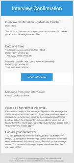 an easy online interview scheduling tool for recruiters candidate notification of interview scheduling