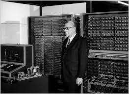 Resultado de imagen de imagen primer ordenador