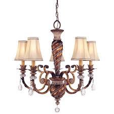minka lavery aston court 5 light bronze chandelier