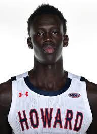 Makur Maker - Men's Basketball - Howard University Athletics