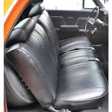el camino distinctive industries seat cover bench 1969