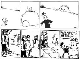 classic calvin and hobbes