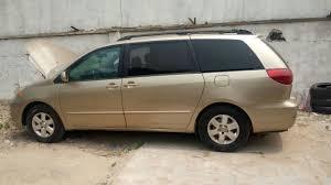 Super Clean Toyota Sienna XLE 2004 @ 1.580m - Autos - Nigeria