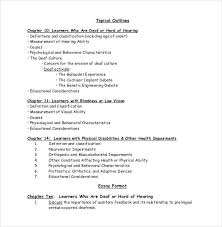 essay outline sample example format topical outlines essay format