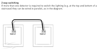 wiring a pir sensor switch wiring diagram pir sensor wiring diagram schematics and diagrams hubbell motion