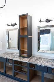 Easy Diy Bathroom Countertop Cabinet The Lived In Look
