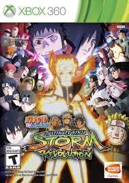 Amazon.com: Naruto Shippuden: Ultimate Ninja Storm Revolution - Xbox 360:  Namco Bandai Games Amer: Video Games