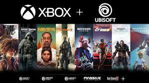 Xbox Game Studios: Gerücht: Microsoft hat Ubisoft gekauft