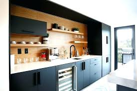 kitchen remodel show kitchen renovations the top s modern metro tab pulls in flat black