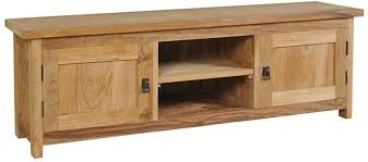 vidaXL Solid Teak <b>TV Cabinet 120x30x40</b> cm Living Room Side ...