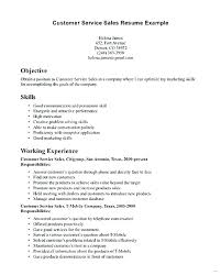 What Are Some Good Objectives To Put On A Resume Good Job Objective