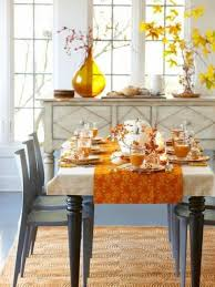 ideas for easy thanksgiving decorating
