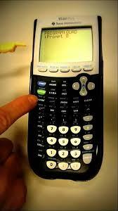 how to program your calculator quadratic equation ti 83 84 plus you