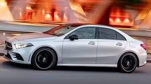 Sedan / coupe / cabriolet. Mercedes A Class 2019 Sedan