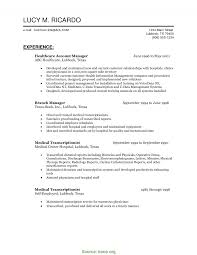 Health Information Management Resume Examples Fresh Health Information Management Resume Examples Health Care 2