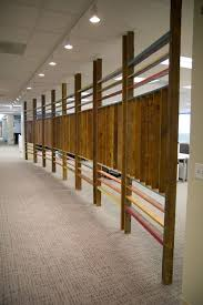 office space furniture. office divider from reclaimed wood rx made custom space furniture
