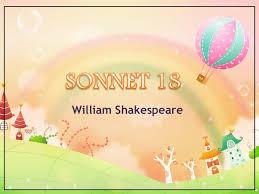 sonnet ppt