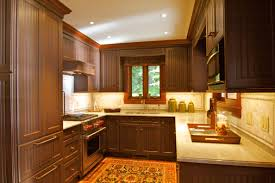 Kashmir Gold Granite Kitchen Chocolate Kitchen Belle Maison Short Hills Nj