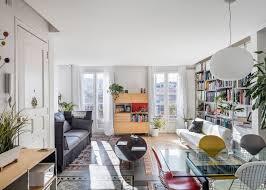 Historic Apartment Renovation - Nach - Barcelona - Living Room 2 - Humble  Homes