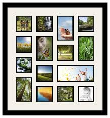 arttoframes alphabet photography picture frame with multiple openings and sa contemporary picture frames by arttoframes