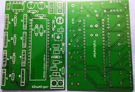 voltmeter circuit board wiring diagram for you • simple digital voltmeter circuit diagram using icl7107 rh circuitdigest com simple voltmeter circuit led digital voltmeter