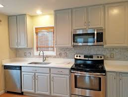 milk paint for kitchen cabinets ideas with incredible kitchener