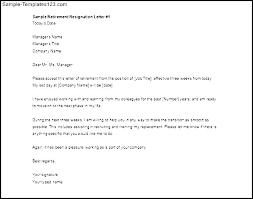Teacher Retirement Letter Retirement Letter Sample Editable Teacher