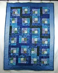 Blue Patchwork Quilt Quilts Blue And White Patchwork Quilt ... & Blue Patchwork Quilt Pattern Blue Patchwork Quilt Uk Floral Scrap Quilt  Nine Patch By Peskybombolino Started Adamdwight.com
