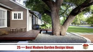 Small Picture 25 Best Modern Garden Design Ideas Home Design Videos YouTube
