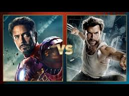 iron man vs wolverine fanboy faceoff batman iron man fanboy