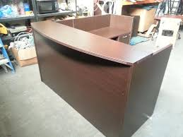 office furniture reception desks large receptionist desk. light brown reception desk decor with black hardwood counter transaction as well office furniture desks and receptionist large