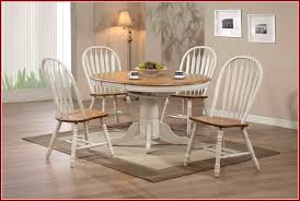 round extending dining table sets