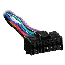 metra® jv16 0001 16 pin wiring harness with aftermarket stereo  at Jvc Kd S790 Wiring Diagram