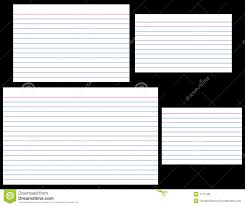 X Indexd Template Google Docs Note Design Dy Best Within 3x5