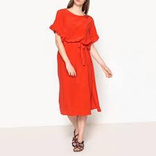 <b>Платья</b> миди Toupy: купить в каталоге платьев средней длины ...