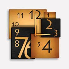 Small Picture The 25 best Modern wall clocks ideas on Pinterest Clocks
