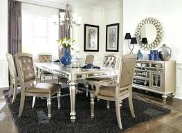 mirrored dining room furniture silver dining room mirrored dining room furniture set throughout silver dining table mirrored dining